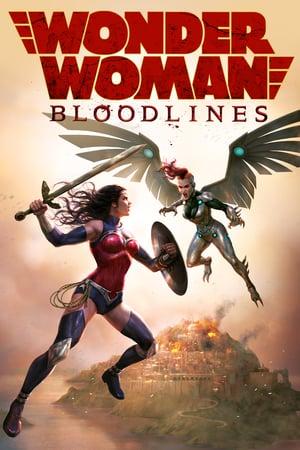 Wonder Woman: Kan Bağları full izle