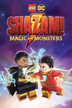 LEGO DC: Shazam Sihir ve Canavarlar türkçe dublaj izle